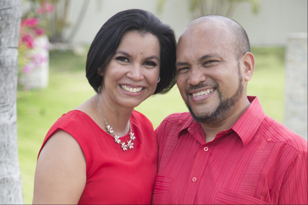Luis and Nedelka Cano