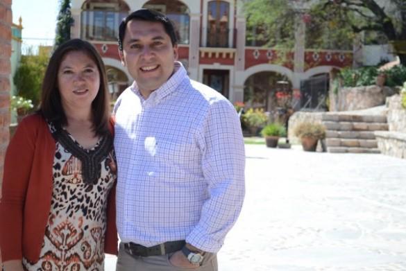 Marcelo and Vicki Ramirez