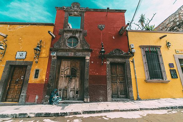 Mexico BI Scholarships Project