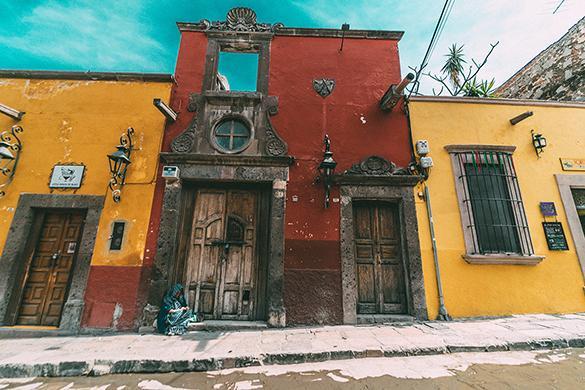 Mexico Contribution