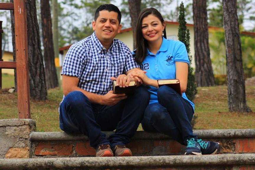 Moises and Iveth Sanchez