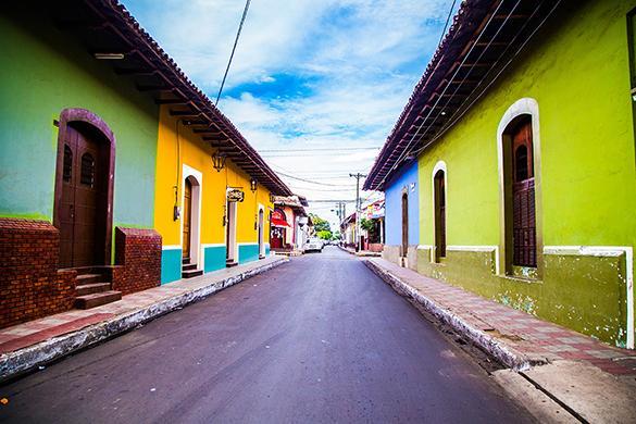 Nicaragua Vehicle Project