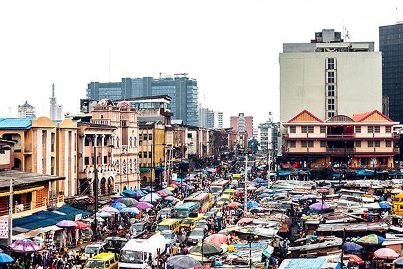 Nigeria Contribution