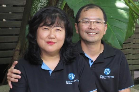 Noboru and Mali Saito