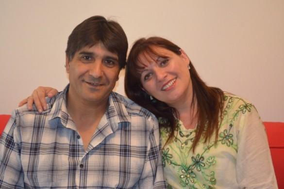 Omar and Noemi Catalan