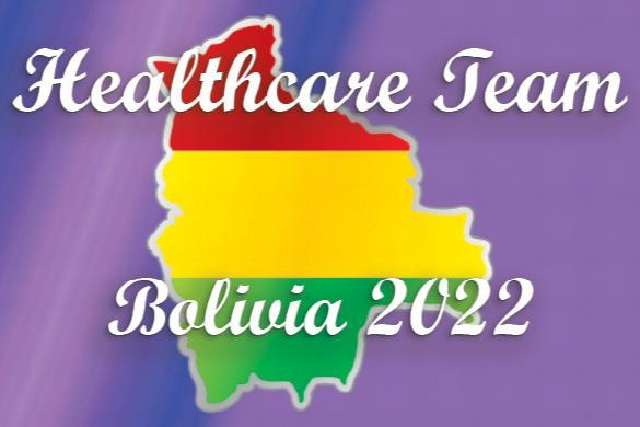 Bolivia Healthcare Team