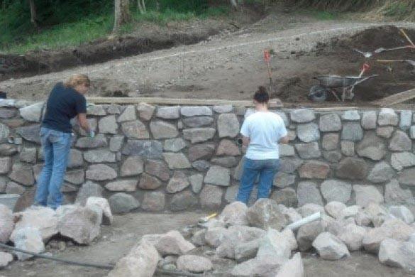 Ecuador 2023 Oct 9-21 Stone Retention Walls