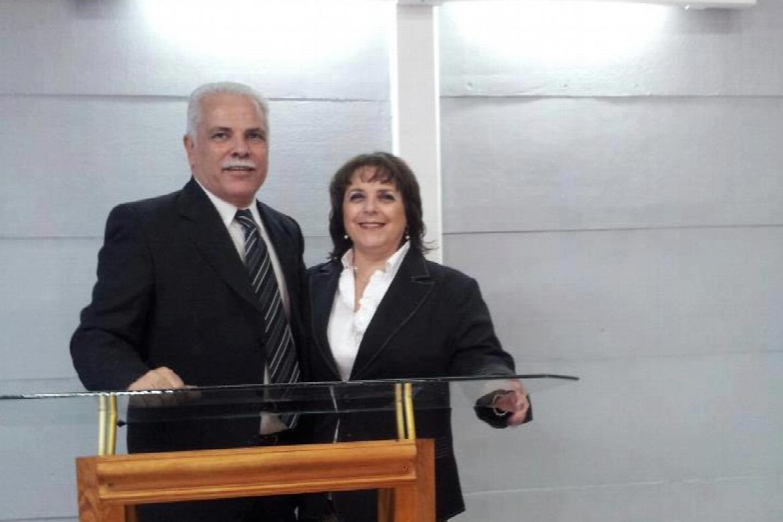 Oscar and Ana Aleman