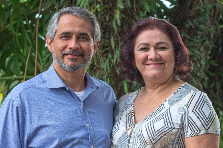 Paulo and Dulcilea Sant