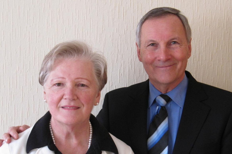 Paul and Sandy Timblin