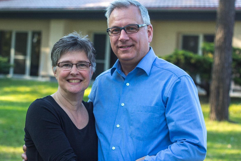 Paul and Jan Troxler