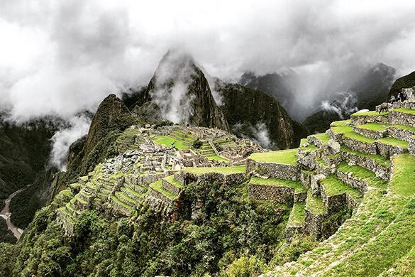 Peru Camp Property Project