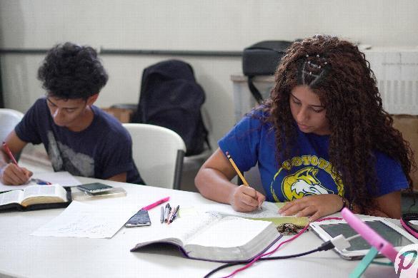 Panama Bible Institute Scholarship Project