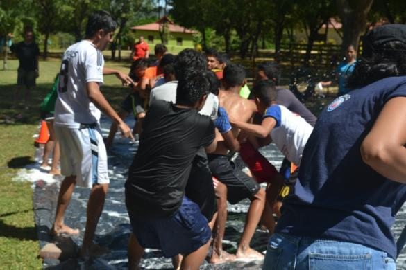 Nicaragua Camp Scholarships Project