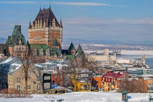 Quebec Special Project -- Mens Dorm