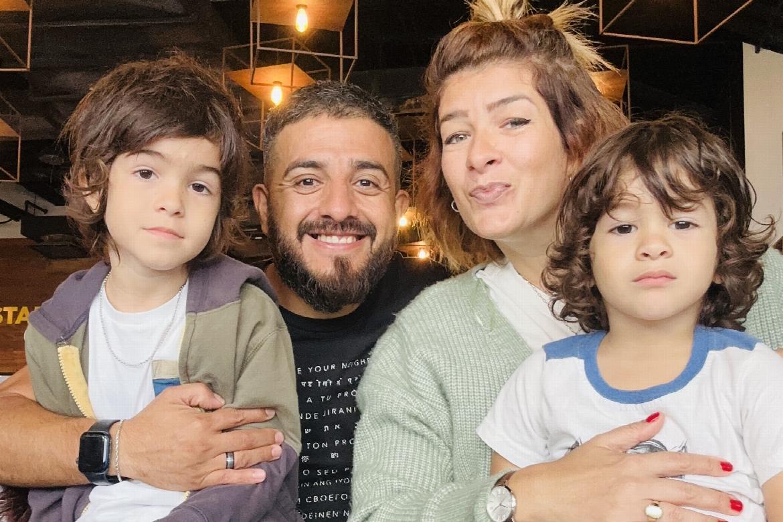 Ramon and Lavinia Ibanez