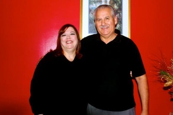 Reinaldo and Brenda Acevedo