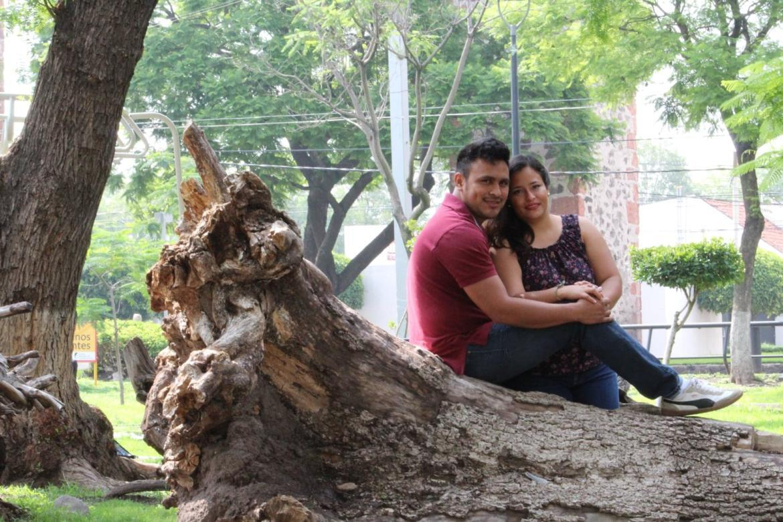 Renzo and Norma Castillo
