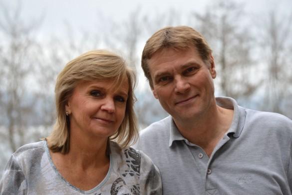 Robby and Lynda Behrends