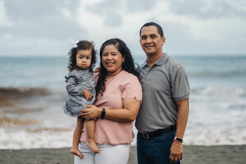 Roberto and Arodis Reyes
