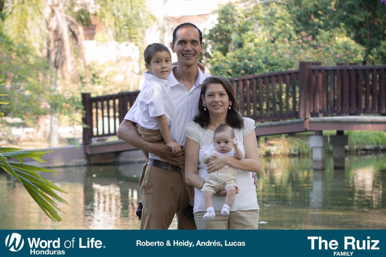 Roberto and Heidy Ruiz Romero
