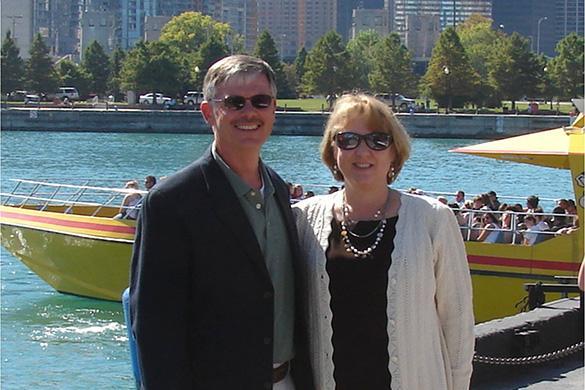 Ron and Pam Morton