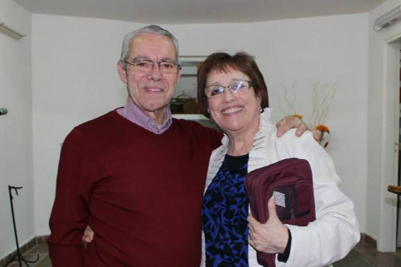 Ruben and Betty Martin Arcana