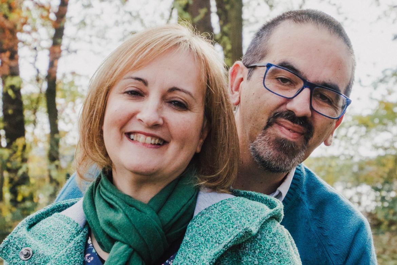 Rui Pedro and Sandra Freire