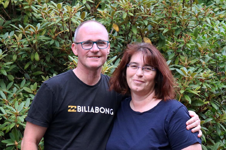 Scott and Allison Doddrell