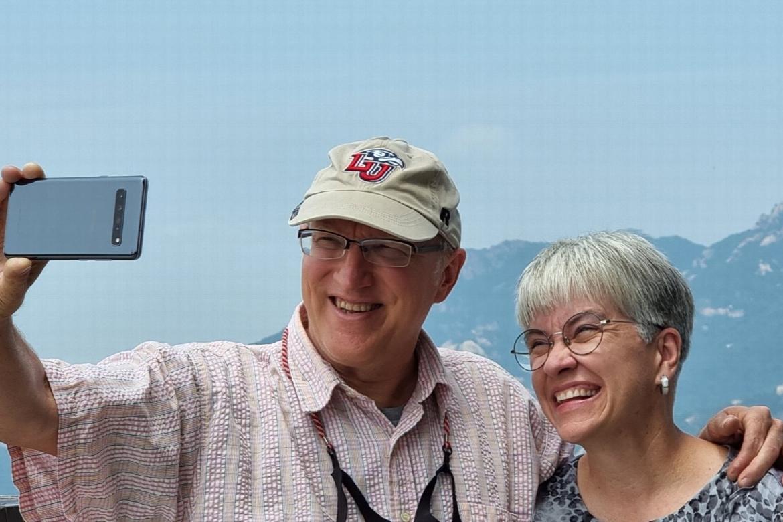 Steve and Rhonda Nicholes