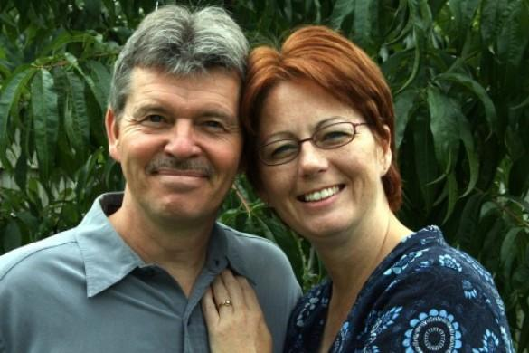 Steve and Susan Oswald
