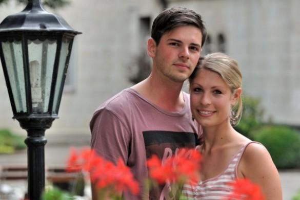 Tobias and Franziska Lausch