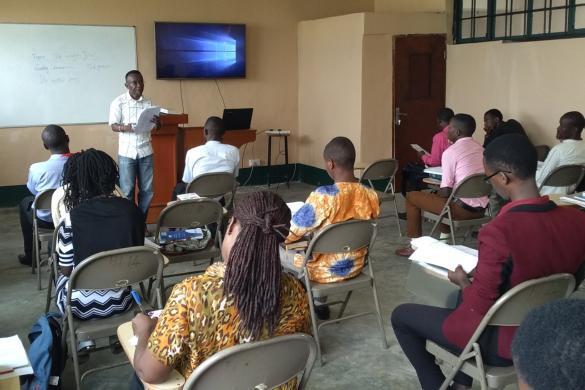 Uganda Ministry Center Project