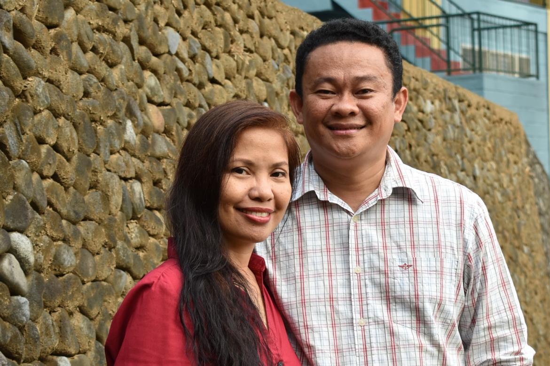 Wadie and Sherwin Kinontao